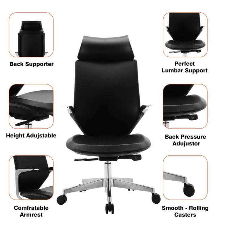 Innowin High Back Office Chair- Best Premium