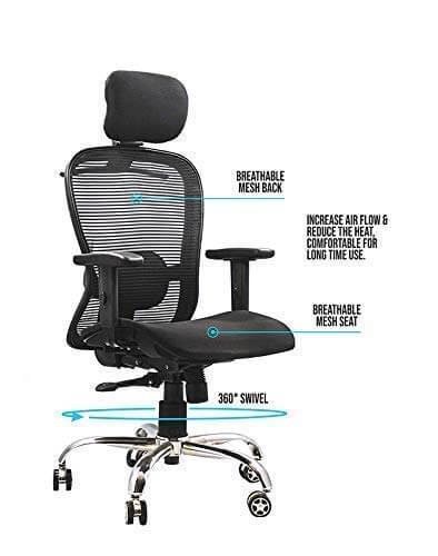 Viad Mesh chair- Best under 6000