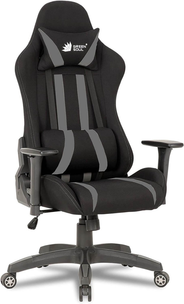 Green soul- Best gaming office chair in india-2