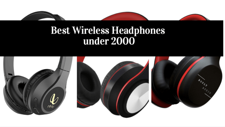 best wireless headphones under 2000