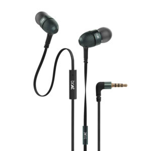 3 BOAT BASSHEADS 255 EARPHONES WITH noise cancellation