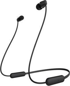 5 Sony WI-C200 Wireless In-Ear Headphones