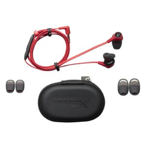 HyperX Cloud earbuds with mic