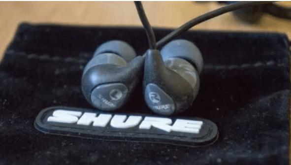 Shure SE112GRA Sound Isolation