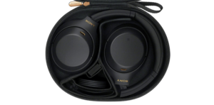 Sony WH-1000XM4 best active noise cancellation headphone